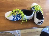 Adidas Boys football boots UK 1 in great condition