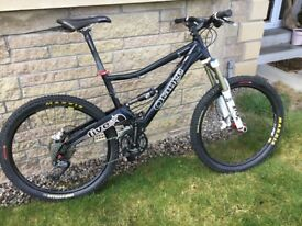 Orange 5 Mountain Bike for Sale