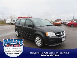 2013 Dodge Grand Caravan SE! Power Options! ONLY 67K! Trade-In!
