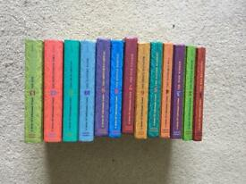 A series of unfortunate events series (all the books)