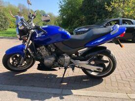 Honda Hornet 600cc, Low Mileage! Great first big bike.