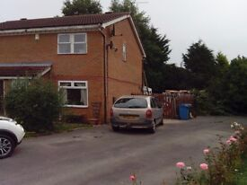 Double room in family home cottingham