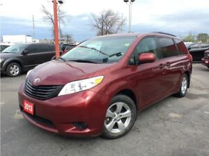 2013 Toyota Sienna V6**7 PASSENGER**POWER WINDOWS**POWER LOCKS**