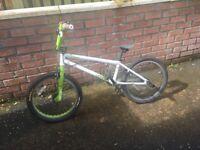 Halfords stunt Bike in good condition