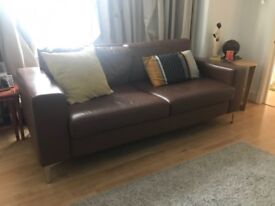 Italian Designer Sofa
