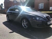 Seat leon 2.0 FR - Petrol - 2007 - MOT&TAX - Bargain £1,200 - not Bmw Audi Seat skoda focus megane