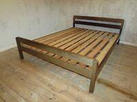 Bespoke Gabon Double Bed