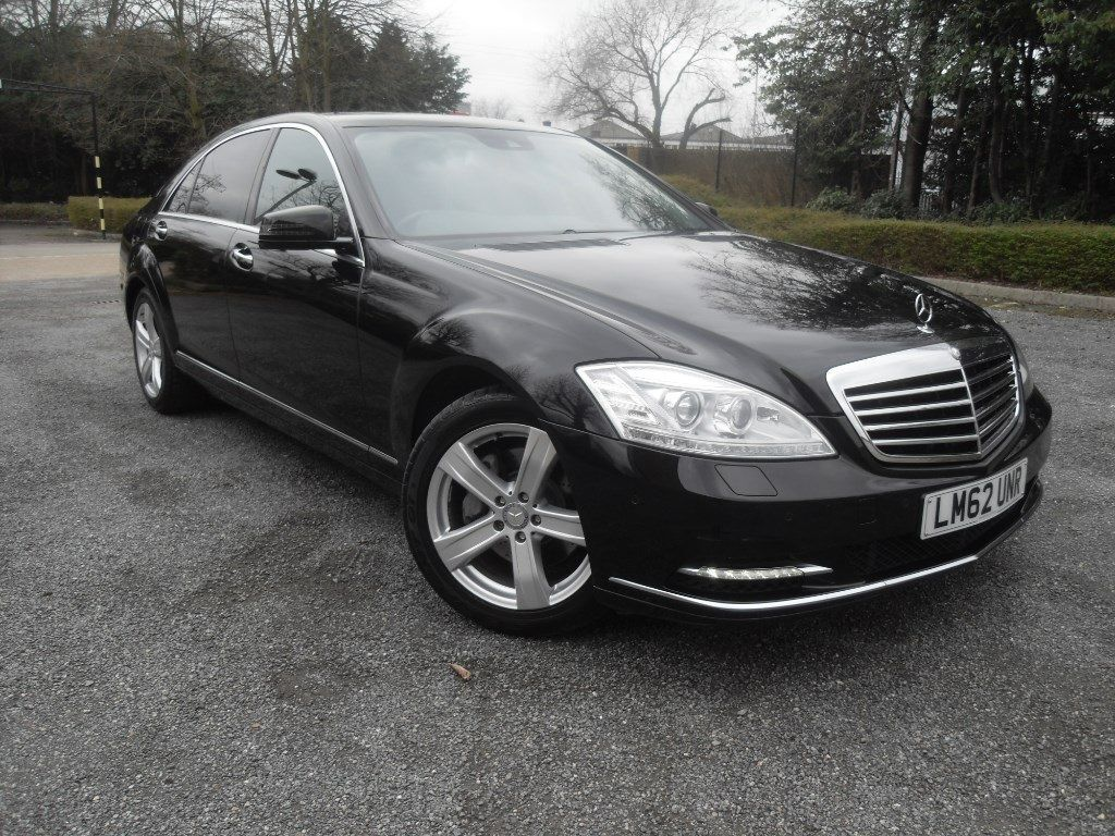 Mercedes benz s class s350 bluetec l saloon auto diesel 0 for Mercedes benz s350 bluetec