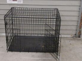Dog Crate For Sale in Maghaberry area - would suit a large dog