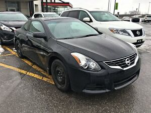 2011 Nissan Altima 2.5S Coupe   Leather, Sunroof