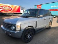 Range Rover vogue TD6 2003 private plate included