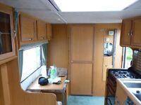 Avondale Rialto Caravan 4 Berth