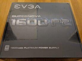 NEW SEALED EVGA SUPERNOVA 1600W P2 80+ PLATINUM Power Supply 1600 WATT