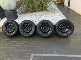 Winter tyres for BMW