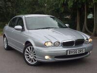 2006 Jaguar X-Type AWD AUTOMATIC, 2 YEARS WARRANTY, 1 OWNER, FSH AUTO,TOYOTA,MERC,BMW,LEXUS,VAUXHALL