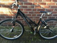 Carl Butler ladies mountain bike
