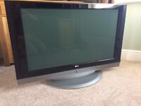 LG 42 inch Plasma TV - 42PC1D