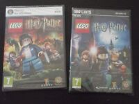lego harry potter 1-4 & 5-7 for pc
