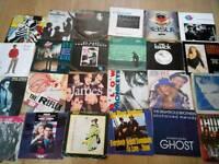 Vinyl 7 inch singles