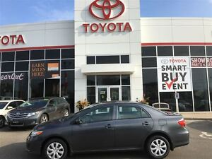 2013 Toyota Corolla SUNROOF