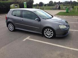 VW Golf 2.0tdi GT