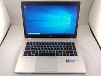 HP EliteBook Folio 9470M Ultrabook laptop 256gb SSD 8gb ram Intel Core i5 -3rd gen &backlit keyboard