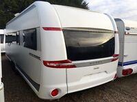 Hobby Caravan 645 Vip Premium (2013) Like Tabbert And Fendt