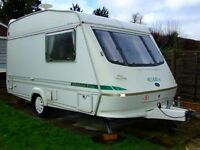 2-Berth Elddis Whirlwind, 1997, For Sale