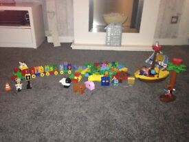 Duplo various sets