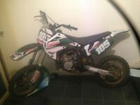 Cr 85 for sale or swap not yz/kx/cr