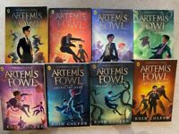 Artemis Fowl: 8 Book Collection - Excellent Condition