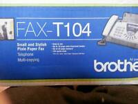 Brother Fax - T104