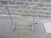 2 x clothes rails for £10