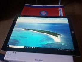 Microsoft Surface pro 3 for parts or repair