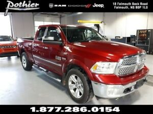 2014 Ram 1500 Laramie | LEATHER | SUNROOF | PARK ASSIST |
