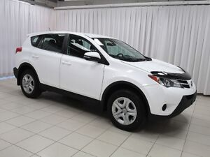2015 Toyota RAV4 VALUE PRICED AND TOYOTA CERTIFIED!!! LE AWD TRI