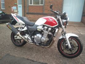 Honda CB1300 with Extra's - Low Mileage - Excellent Condition