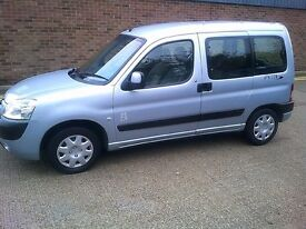 2005 Peugeot Partner Combi 1.9 Diesel With 12 Month MOT PX Welcome