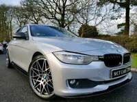June 2012 BMW 320d EffecientDynamics, M Performance Kitted, New 20 Inch M3 Performance Alloys!