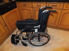 lightweight Wheelchair - Karma Ergo Lite 2 Self Propel