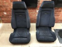 Recaro fiesta rs turbo front seats excellent condition