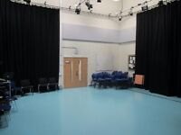 Small Hall Hire at Prendergast Vale School - Contact us for pricing PER HOUR!