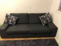 3 seater ikea kivik sofa