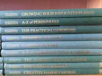Successful Gardening Books 18 volumes
