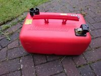 25L Quicksilver Fuel Tank For RIB Dory Speed Boat