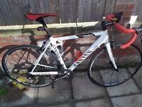 Canyon carbon cf .f10 pro road bike
