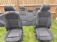 Bmw e90 alacantra m sport seats and door cards