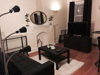 Holiday letting/Available now/Central Brighton/spacious 1 bedroom flat with yard. All bills incl.