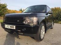 Range Rover L322 4.4 V8 Vogue with Multipoint LPG