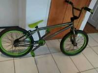 Scorpion Doom BMX Bike